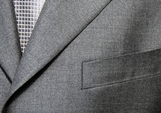 Elegant businessman stock image