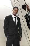 Elegant businessman Royalty Free Stock Image