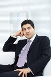 Elegant businessman Stock Photos