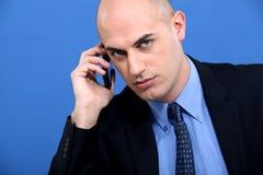 Elegant businessman Stock Photos