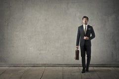 Elegant businessman Royalty Free Stock Photos