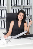 Elegant businesswoman Royalty Free Stock Image