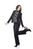 Elegant businesswoman Stock Photos