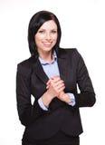 Elegant businesswoman. Royalty Free Stock Image