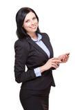 Elegant businesswoman. Stock Photos