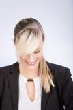 Elegant businesswoman Royalty Free Stock Image