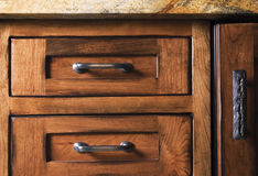 Elegant Cabinet Stock Photography
