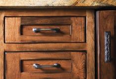 Elegant Cabinet Stock Photography