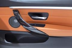 Elegant car door Stock Photos