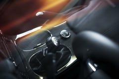 Elegant Car Interior Royalty Free Stock Images