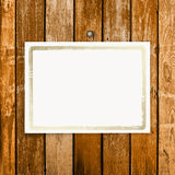 Elegant card for greeting in style retro Royalty Free Stock Image