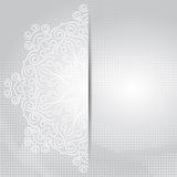 Elegant card or invitation template. Royalty Free Stock Photo