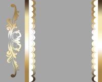 Elegant card Stock Photography
