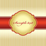 Elegant cards Royalty Free Stock Images