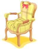 Elegant chair Royalty Free Stock Photos
