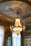 Elegant Chandelier Stock Photos