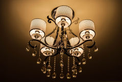 Elegant Chandelier Royalty Free Stock Photo
