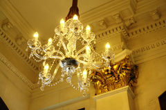 Elegant Chandelier Stock Photos