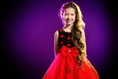 Elegant child Royalty Free Stock Photography