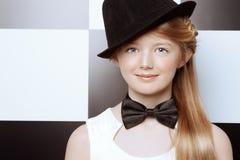 Elegant child Stock Photography