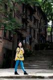 An elegant chinese woman Royalty Free Stock Photos