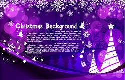Elegant christmas background. With beautiful concept,vector illustration royalty free illustration