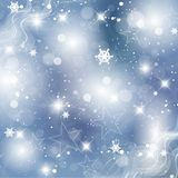 Elegant Christmas Background Stock Images