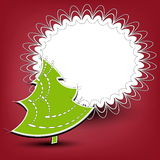 Elegant Christmas Background. Stock Photography