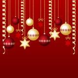 Elegant Christmas Background Royalty Free Stock Image