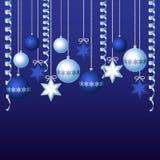Elegant Christmas Background Stock Photos