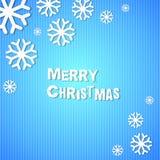 Elegant Christmas background Royalty Free Stock Images