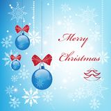 Elegant Christmas background Royalty Free Stock Image