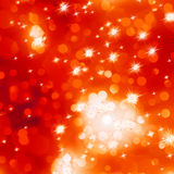 Elegant Christmas background with copyspace. EPS 8 Stock Photography