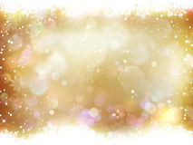 Elegant Christmas Background. EPS 10 Royalty Free Stock Images