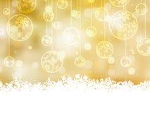 Elegant christmas background. EPS 8 Royalty Free Stock Image