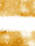Elegant Christmas Background. EPS 8 Stock Photography
