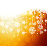 Elegant christmas background. EPS 8 Royalty Free Stock Images