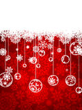 Elegant christmas background. EPS 8 Royalty Free Stock Photos