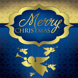 Elegant Christmas Card Stock Images