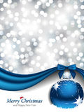 Elegant Christmas Design Royalty Free Stock Photos