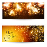 Elegant Christmas layout. Abstract concept Royalty Free Stock Photography