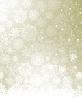Elegant Christmas with snowflakes. EPS 8 Royalty Free Stock Images