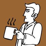 Elegant coffee Royalty Free Stock Photo