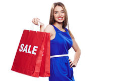 Elegant consumer Royalty Free Stock Photography