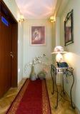 Elegant corridor Stock Photos