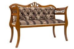 Elegant couch Stock Photos