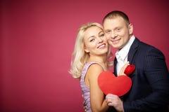Elegant couple Royalty Free Stock Photography
