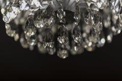 Elegant Crystal Chandelier met Perfecte Besnoeiing 2019 stock afbeelding