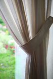 Elegant curtain Royalty Free Stock Photos