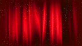 Elegant Curtains 2 stock video footage